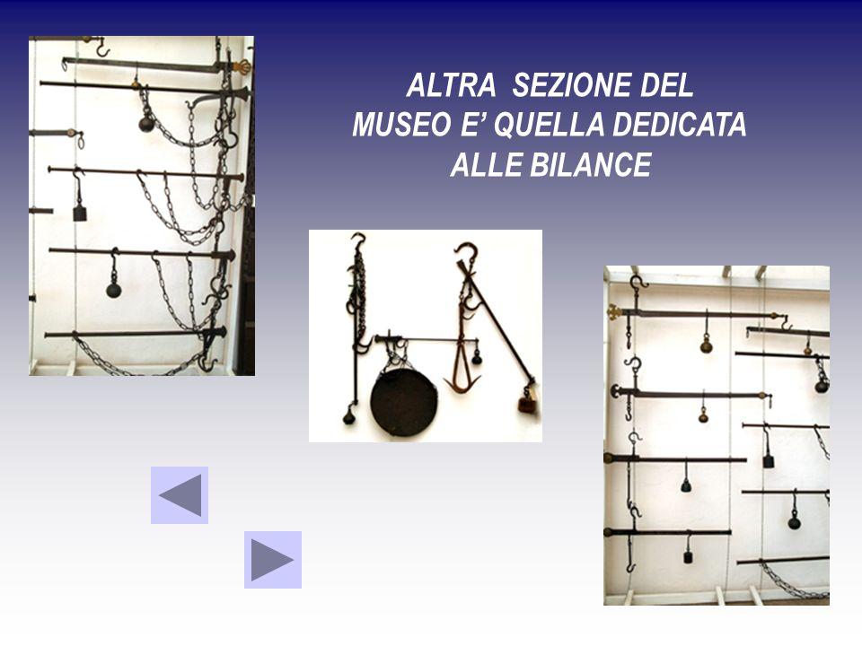MUSEO E' QUELLA DEDICATA