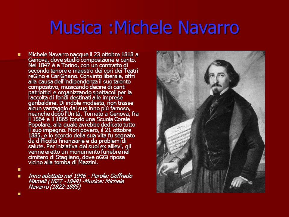 Musica :Michele Navarro