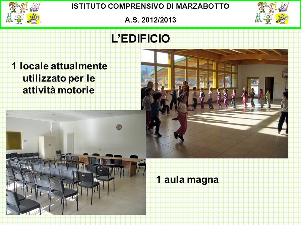 ISTITUTO COMPRENSIVO DI MARZABOTTO