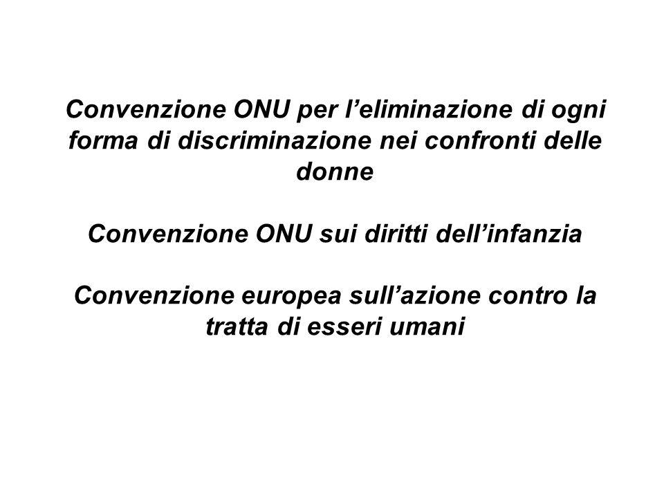 Convenzione europea sull'azione contro la tratta di esseri umani