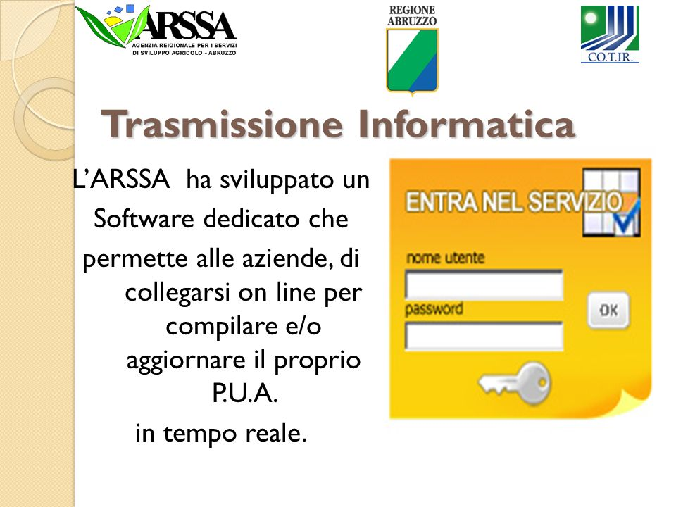Trasmissione Informatica