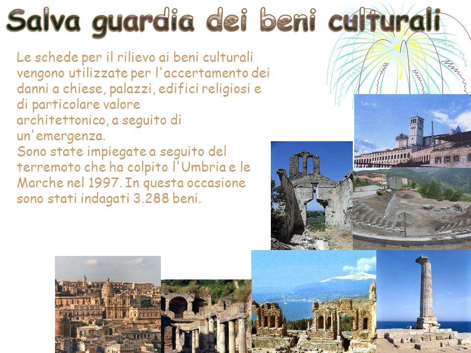Salva guardia dei beni culturali