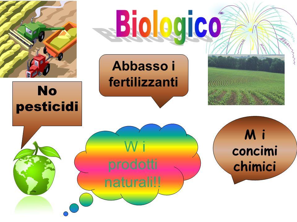Abbasso i fertilizzanti