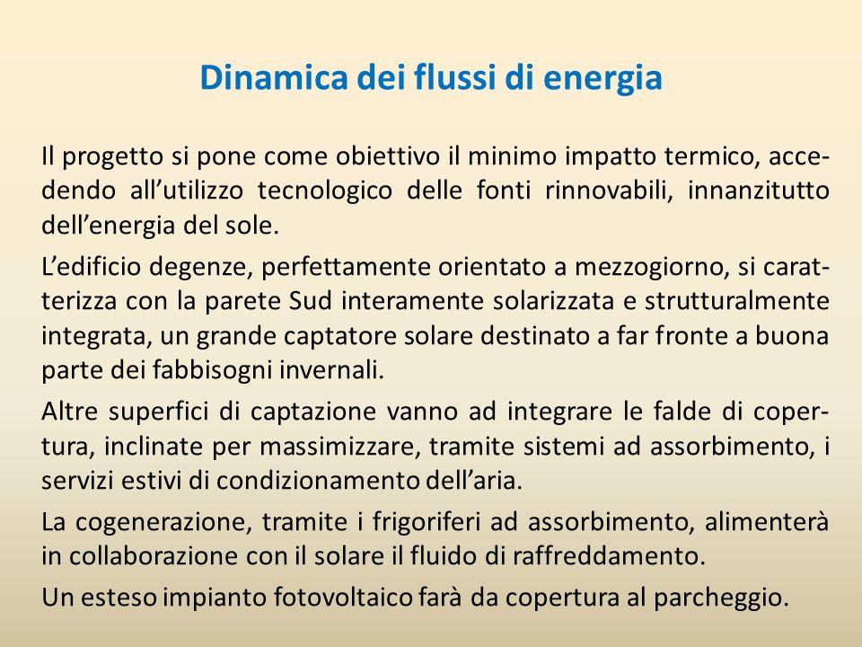 Dinamica dei flussi di energia