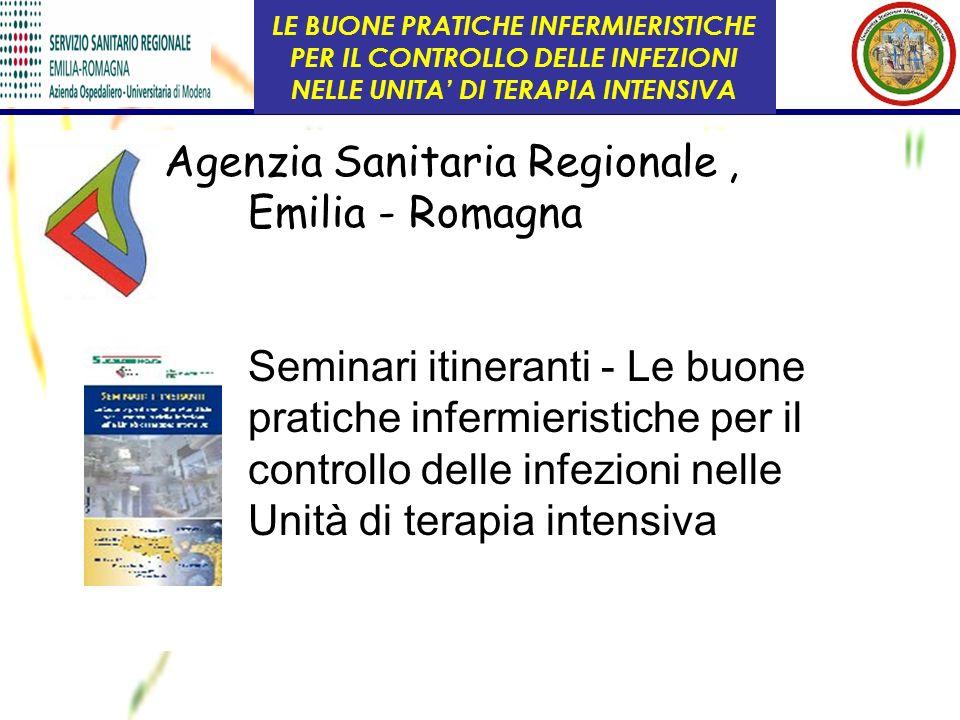 Agenzia Sanitaria Regionale , Emilia - Romagna