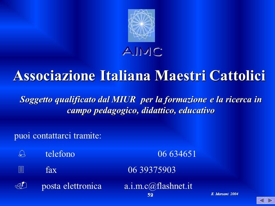 Associazione Italiana Maestri Cattolici