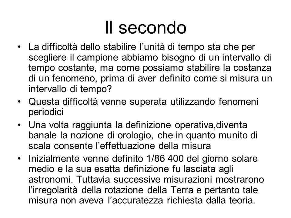 Il secondo