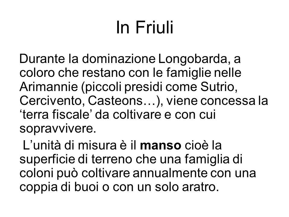 In Friuli