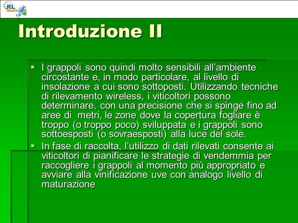 Introduzione II