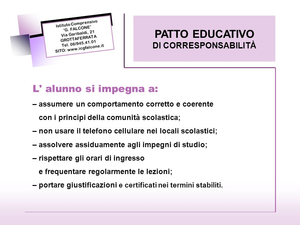 SITO: www.icgfalcone.it