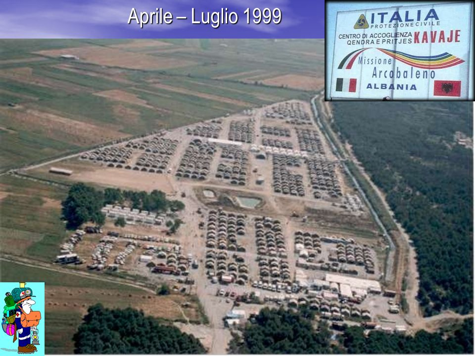 Aprile – Luglio 1999