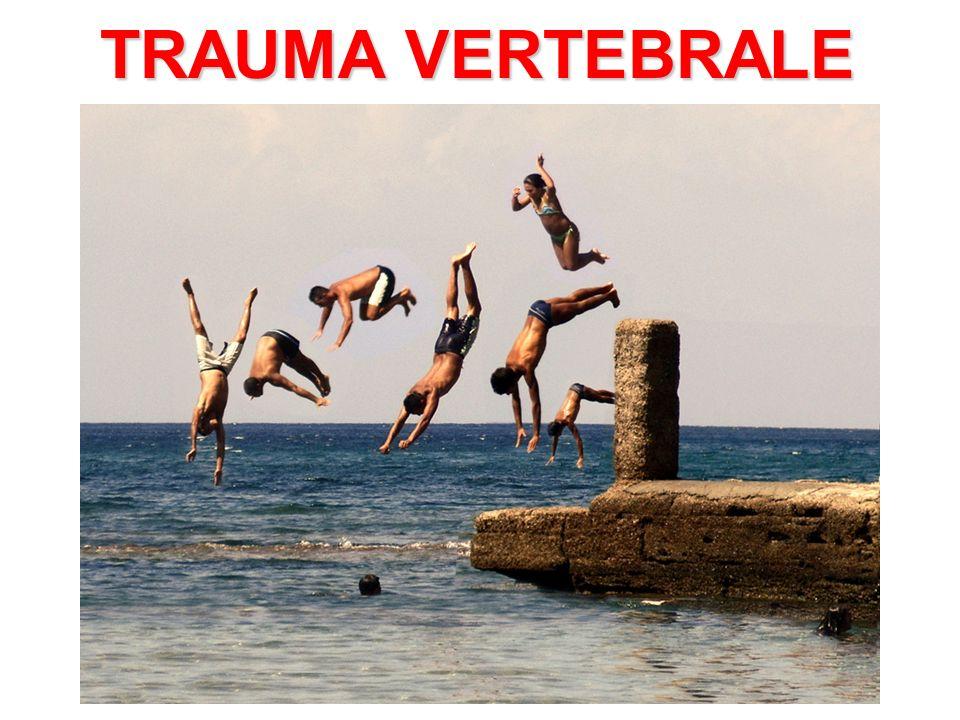 TRAUMA VERTEBRALE