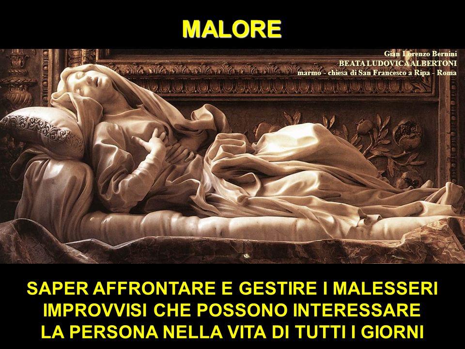 MALORE SAPER AFFRONTARE E GESTIRE I MALESSERI
