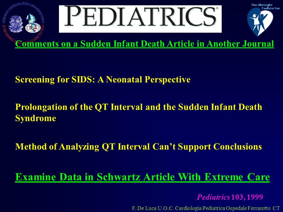 Examine Data in Schwartz Article With Extreme Care