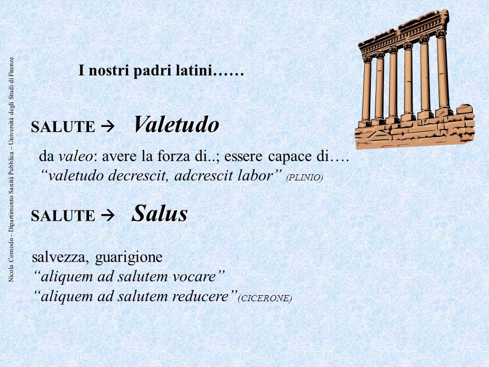 I nostri padri latini……