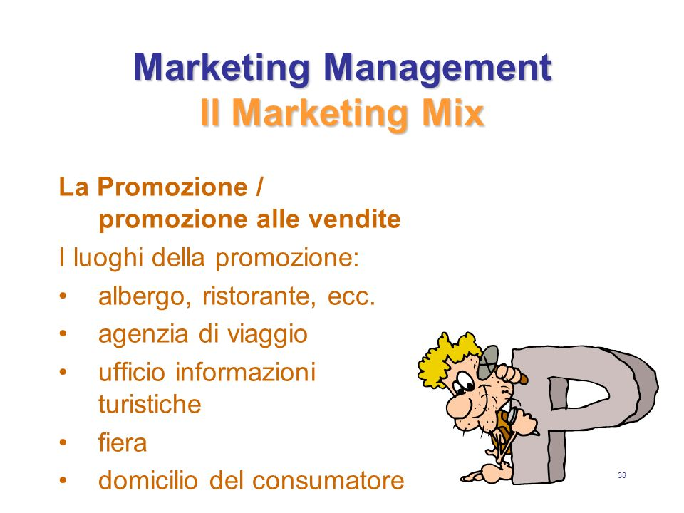 Marketing Management Il Marketing Mix