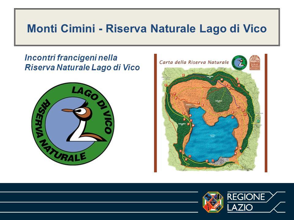 Monti Cimini - Riserva Naturale Lago di Vico