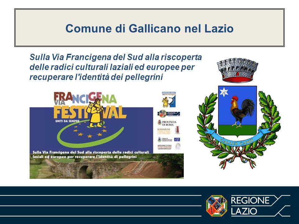 Comune di Gallicano nel Lazio