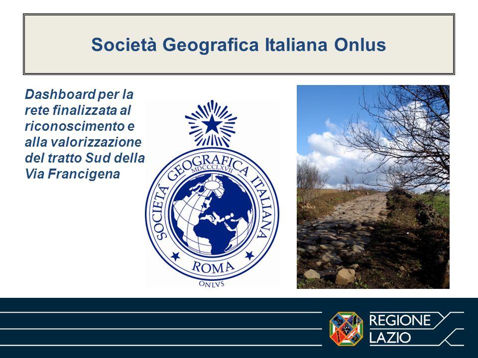 Società Geografica Italiana Onlus
