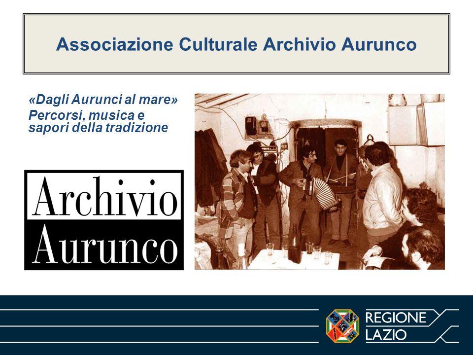 Associazione Culturale Archivio Aurunco