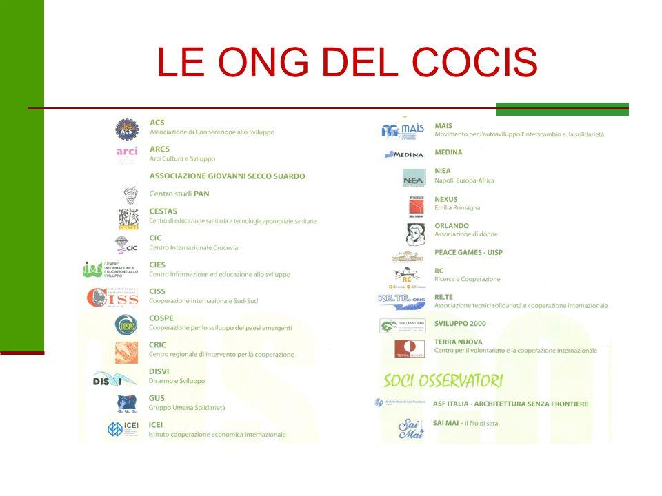 LE ONG DEL COCIS