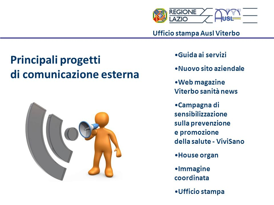 di comunicazione esterna