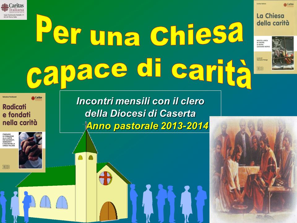 Incontri mensili con il clero della Diocesi di Caserta