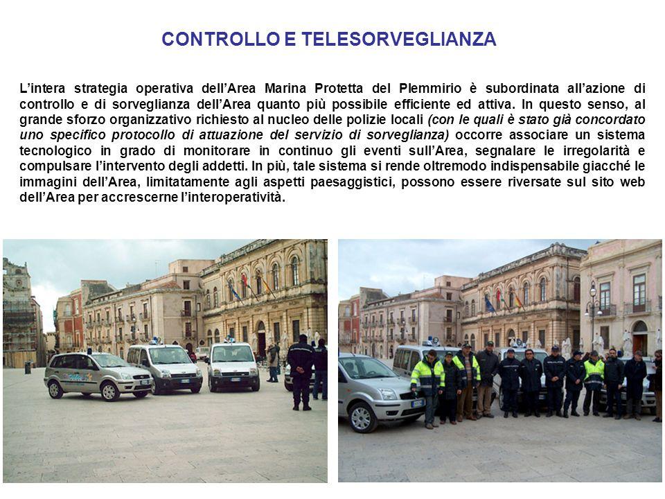 CONTROLLO E TELESORVEGLIANZA