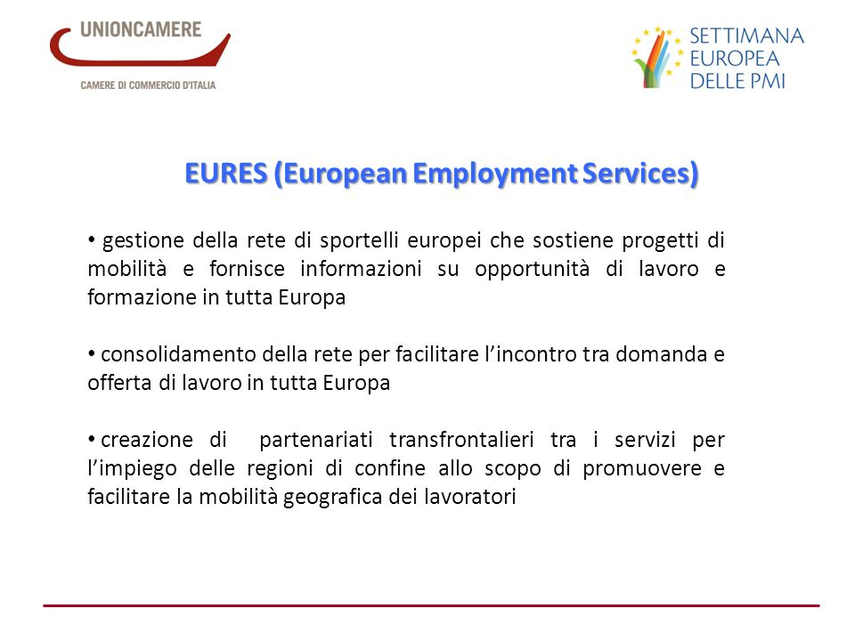 EURES (European Employment Services)