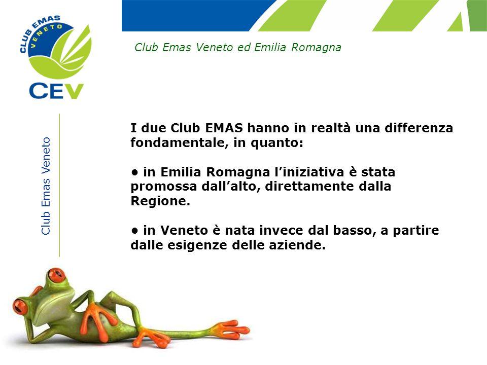 Club Emas Veneto ed Emilia Romagna