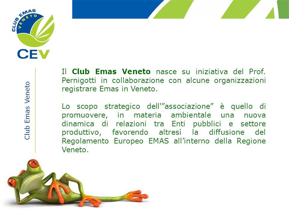 Il Club Emas Veneto nasce su iniziativa del Prof