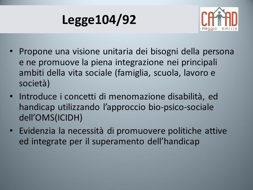 Legge104/92