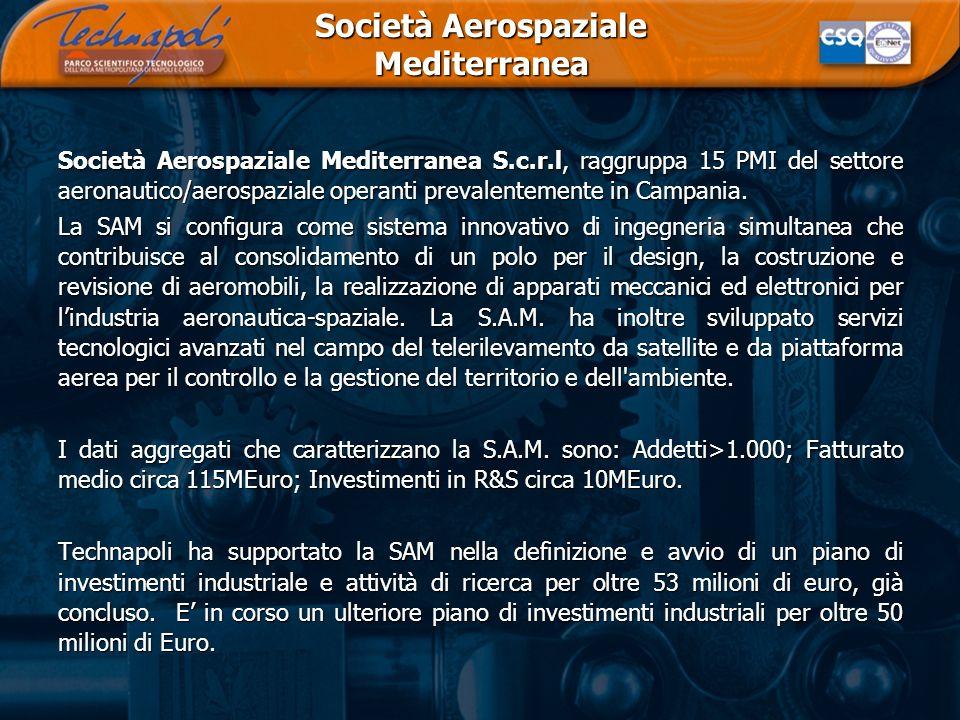 Società Aerospaziale Mediterranea