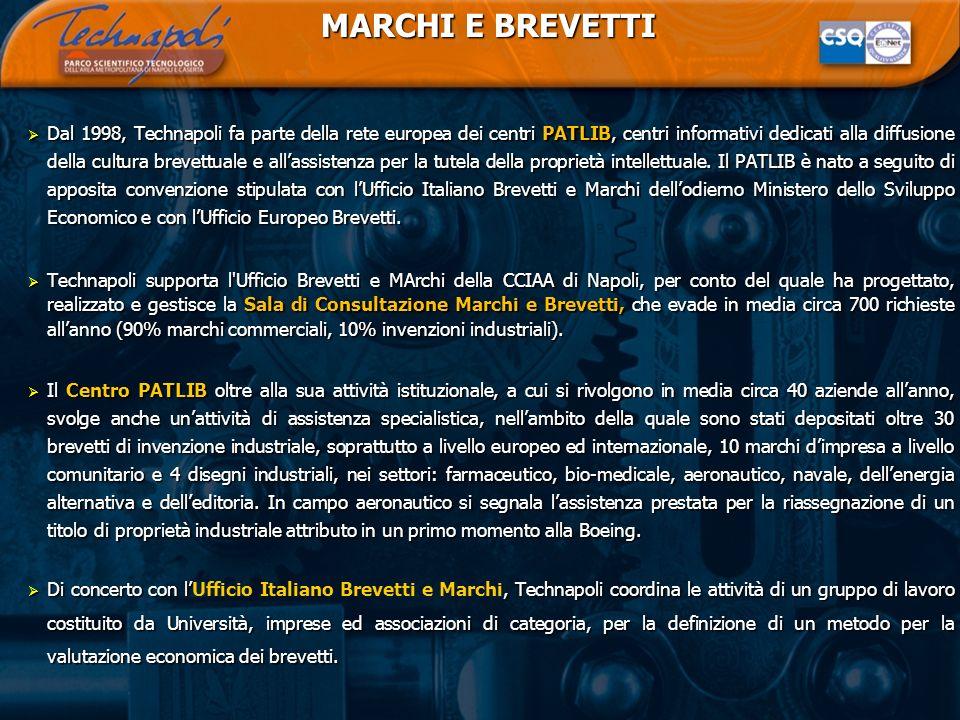 MARCHI E BREVETTI