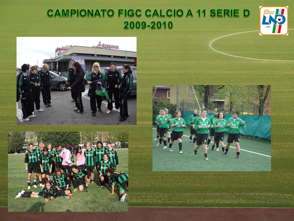 CAMPIONATO FIGC CALCIO A 11 SERIE D