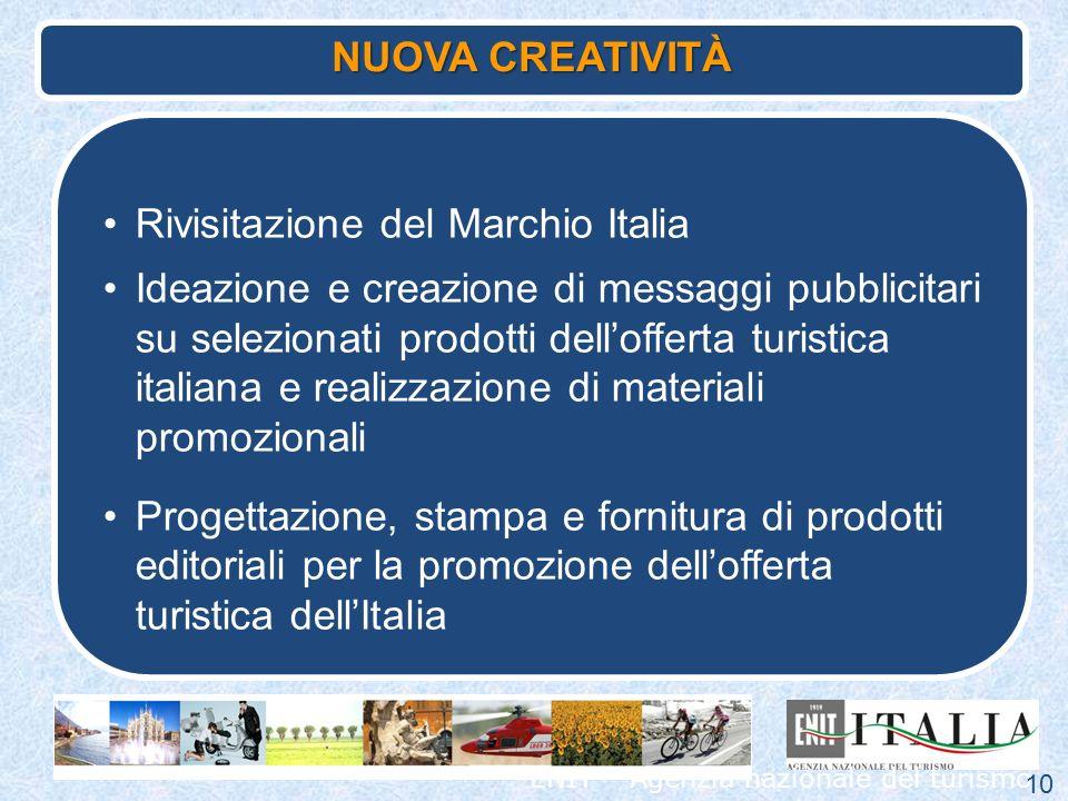 Rivisitazione del Marchio Italia