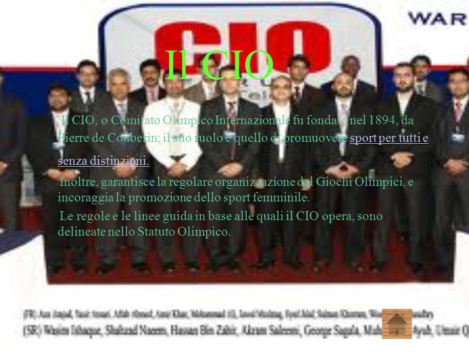 Il CIO