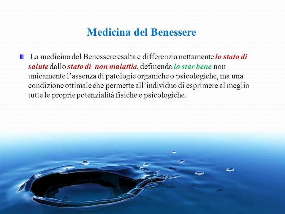 Medicina del Benessere