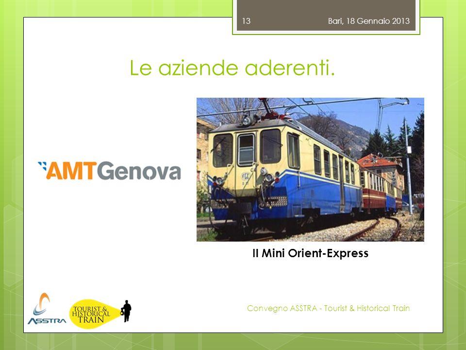 Il Mini Orient-Express