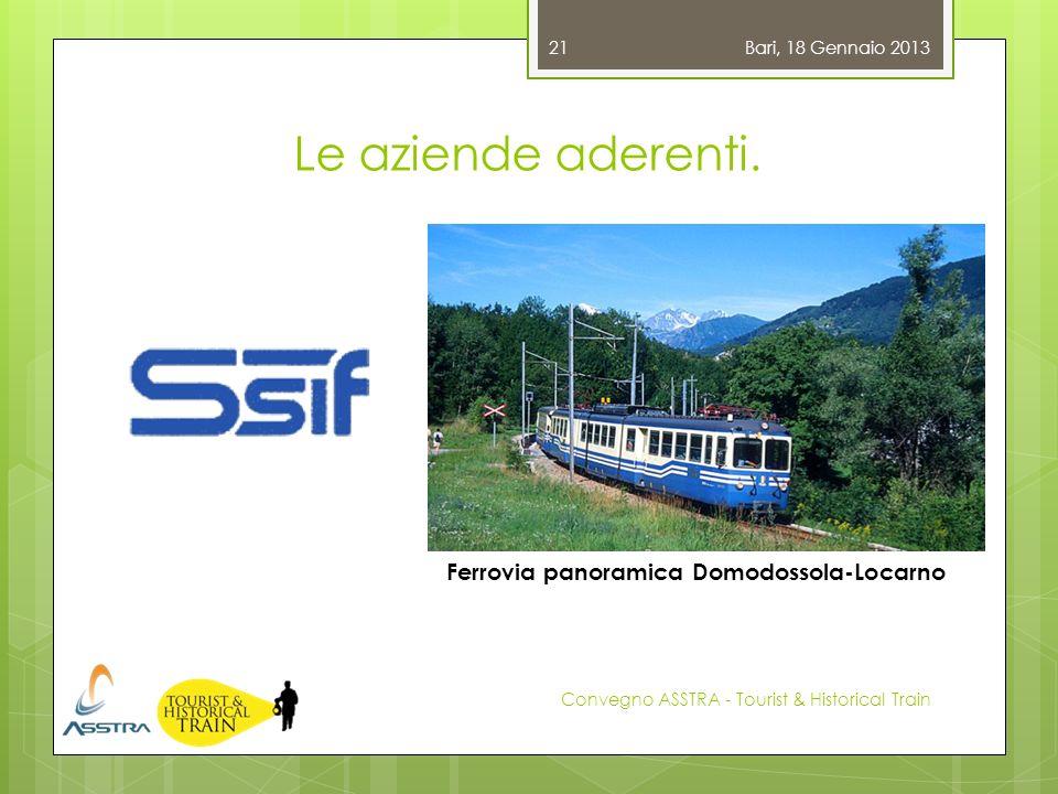 Ferrovia panoramica Domodossola-Locarno