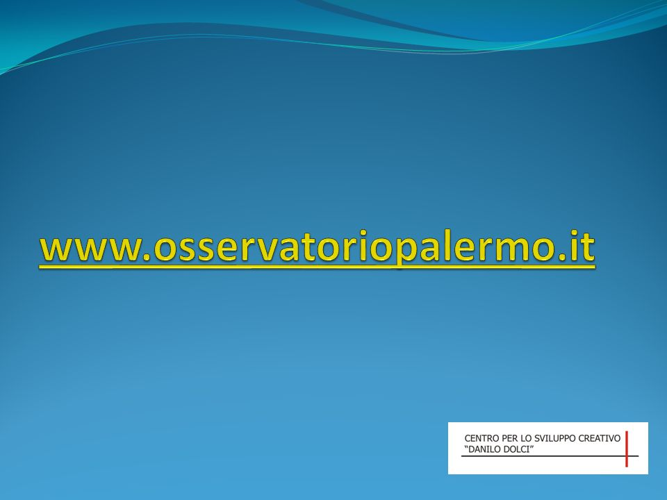 www.osservatoriopalermo.it