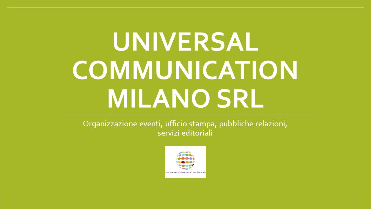Universal communication milano srl