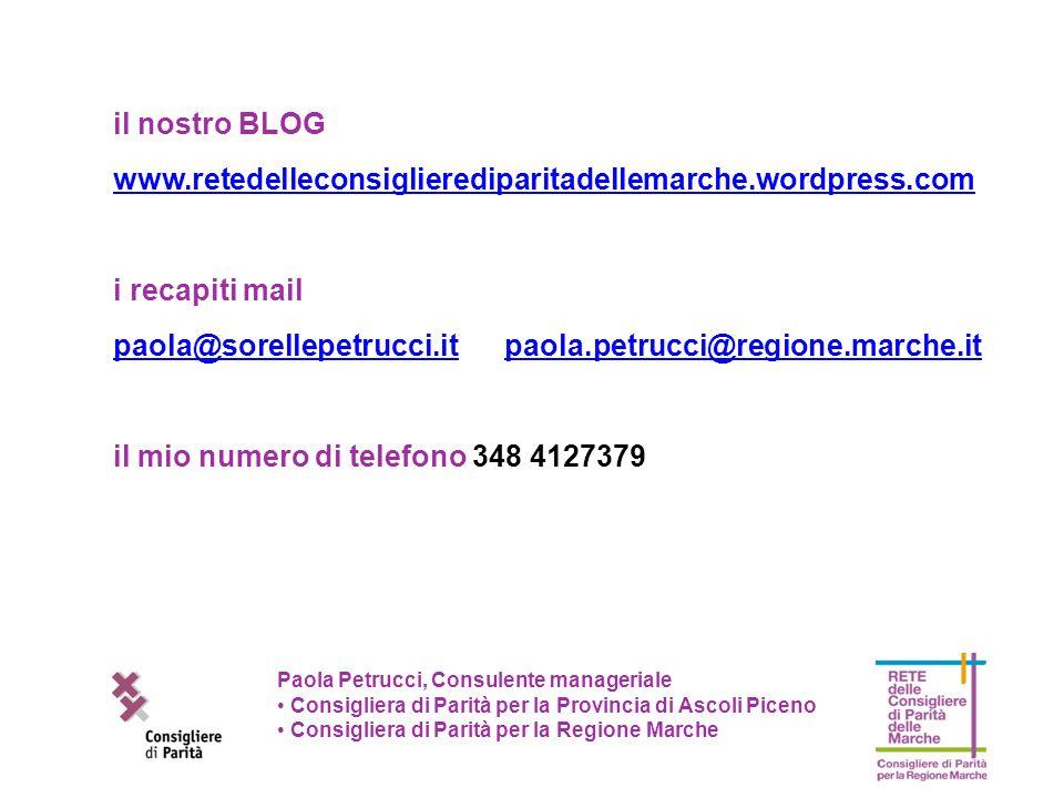 paola@sorellepetrucci.it paola.petrucci@regione.marche.it