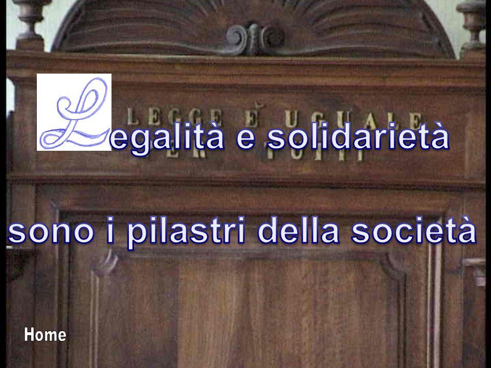 sono i pilastri della società