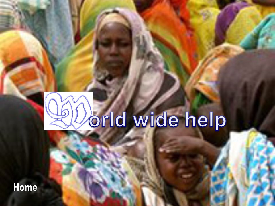 orld wide help Home