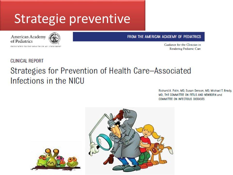 Strategie preventive