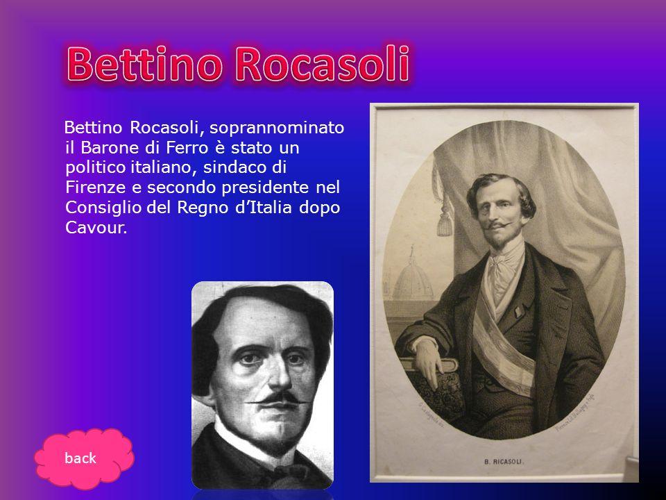 Bettino Rocasoli