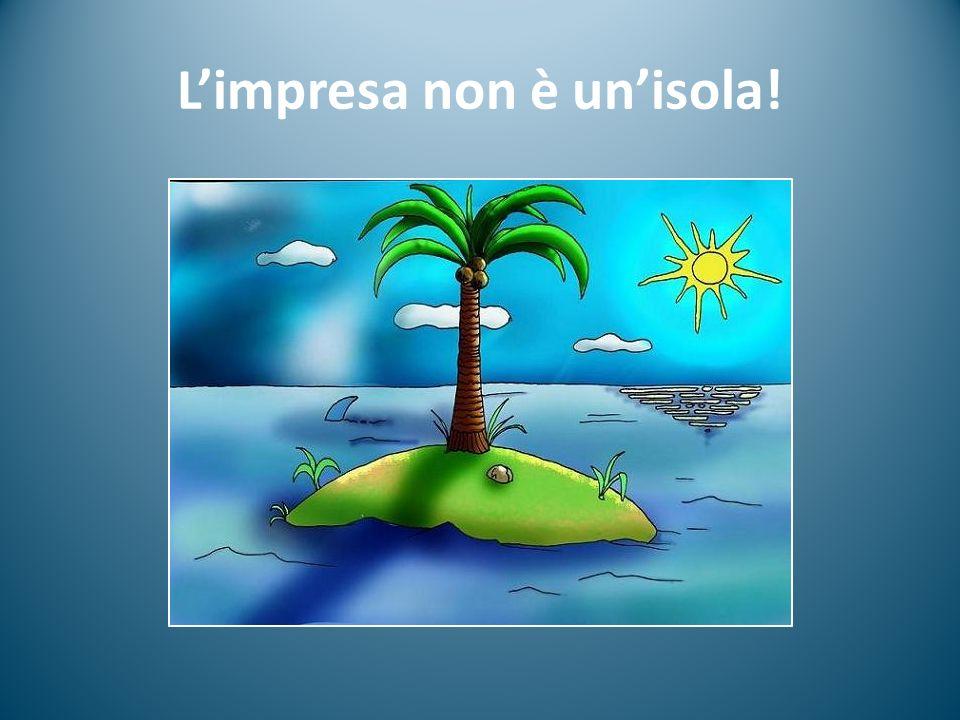 L'impresa non è un'isola!