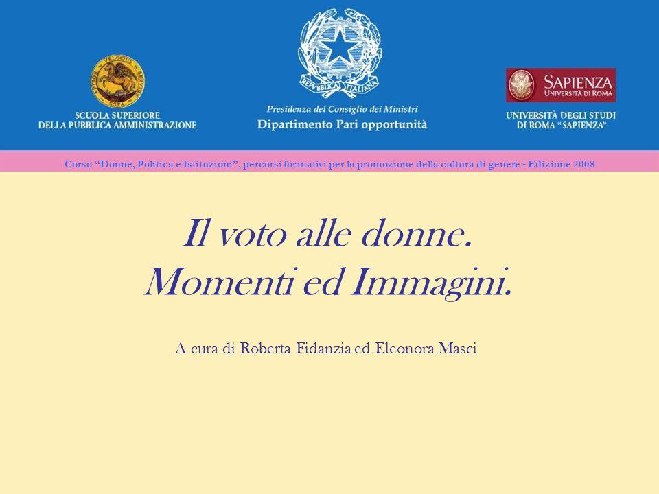 A cura di Roberta Fidanzia ed Eleonora Masci