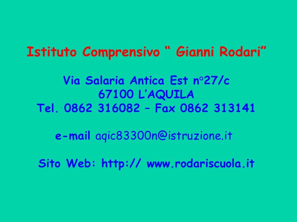 Istituto Comprensivo Gianni Rodari